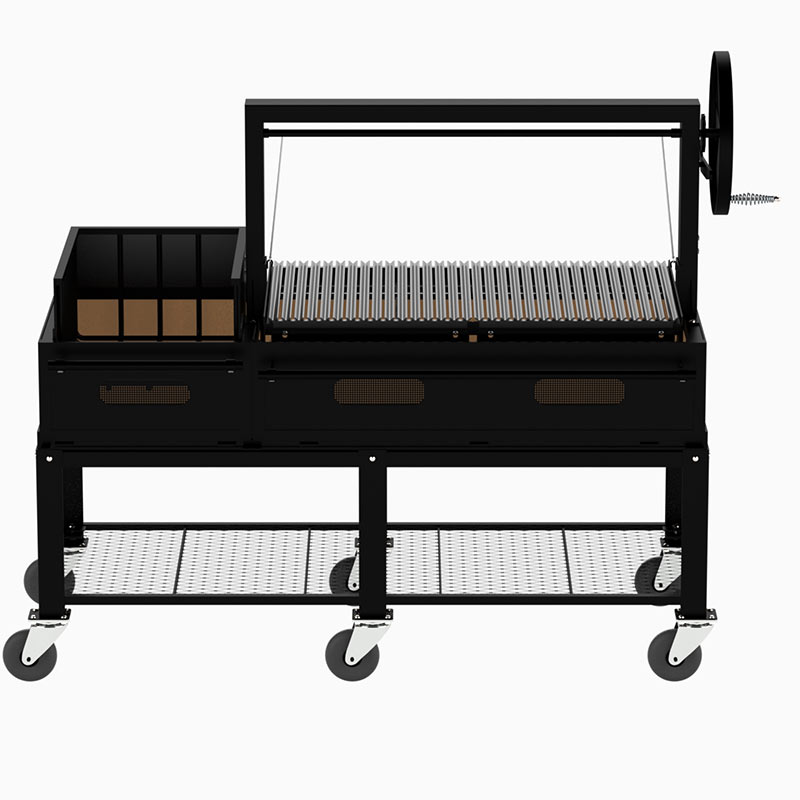 Pro Series Argentine Grill 72